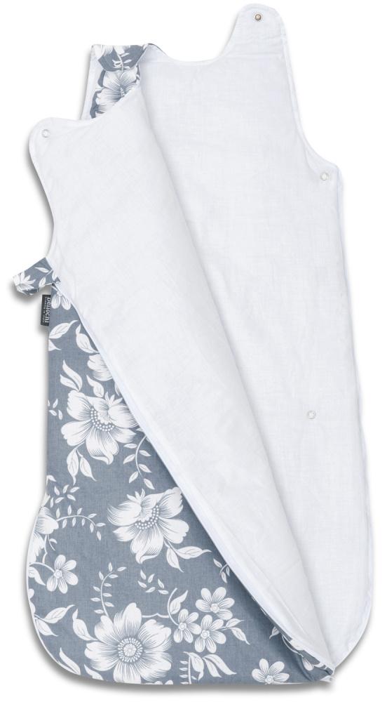 Bellochi spací pytel pro kojence Bílé květy
