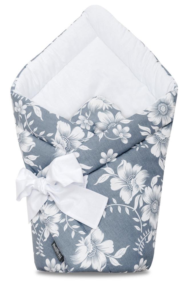Bellochi zavinovačka Bílé květy